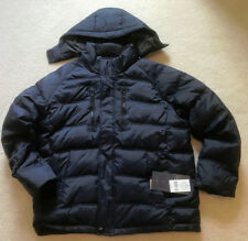 NWT HEMISPHERE OUTDOOR APPAREL Men XL DOWN BLUE JACKET Puffer COAT THERMOCORE