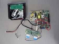 GPX HDTV MAIN/POWER/DVD/T-CON BOARDS W/RIBBON WIRE CV339CH-DPW  NEW