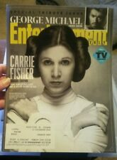 Entertainment Weekly Magazine - Jan 13, 2017 - Carrie Fisher