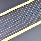 Metal Film Resistor 1/8W ±1% 0.125W  1/8 WATT (1 Ohm - 10M Ohm) RoHS