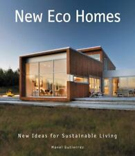 New Eco Homes: New Ideas for Sustainable Living-ExLibrary