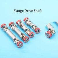 Flange Drive Shaft Fits 1/14 Tamiya SCX10 D90 RC4WD AXIAL RC Crawlers #1541