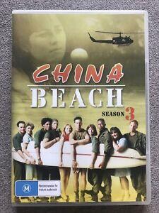 DVD - CHINA BEACH  Season 3 - Region 4 PAL