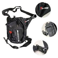 Waterproof Motorcycle Black Leg Bag Tank Pack Pocket Mountaineering Outdoor Bag