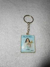 RELIGIOUS ST. THERESA THE LITTLE FLOWER KEYCHAIN