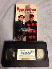 Miracle of the Heart: A Boys Town Story (1986) - VHS Video Tape - Art Carney