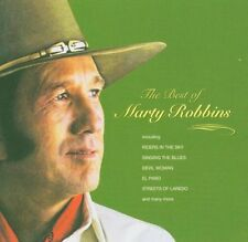 MARTY ROBBINS - THE BEST OF: CD ALBUM