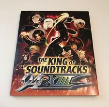 King of Fighters Soundtracks 94 - Xiii Snk 4 Cd Collection Set Special Edition