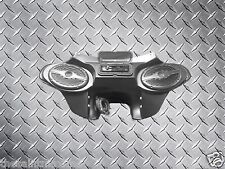 Headlight Batwing Fairing 6x9 Speakers & Radio/CD - Harley Touring Motorcycle