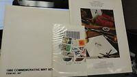 United States Postal Service RARE  Set 1980 Commemorative & Special Stamps Lot14