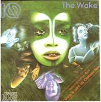 IQ The Wake CD Top U.K. Prog – Original CD Press w/ Bonus Track, on Samurai