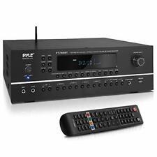 7.1-Channel Hi-Fi Bluetooth Stereo Amplifier - 2000 Watt Av Home Theater Speaker