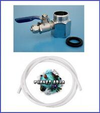 """Wasseranschluss Adapter 3/4 """" + 10 m Schlauch Wasserfilter Umkehr Osmose Anlage"""