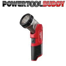 Milwaukee M12TLED-0 12volt Li-ion Cordless LED Work Light Torch Naked Bare Unit