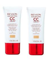 Revlon Age Defying CC Cream, Medium #030, 1 Ounce (2 Pack)