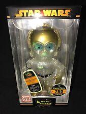 Funko Hikari Star Wars Limited 750 Gold Fade C3po Salt Lake Comic Con Exclusive
