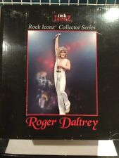 More details for roger daltrey statue. rock iconz collector series. made by knucklebonz.