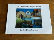 The Charm of the NORFOLK Broads C A Hannaford East Anglia Local Interest Funnell