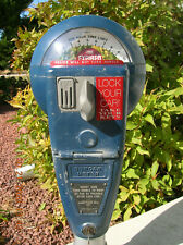 DUNCAN MODEL60/76  PARKING METER  WITH KEY INCLUDED UNRESTORED