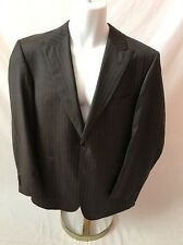 Men's Brown COPPLEY 2 Piece Suit- Sz 42W 36R - Made In Canada