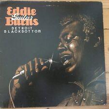 BEAR 7 Eddie Guitar Burns Detroit Blackbottom