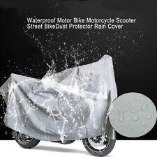 Waterproof Motor Bike Motorcycle Scooter Street Bike Dust Protector Rain Cover
