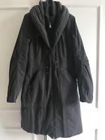 Greenstone Knee Length Waterproof Winter Coat  UK 12 EU 40