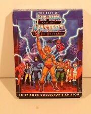The Best of He-Man and the Masters of the Universe 10 Episode Collectors Edition