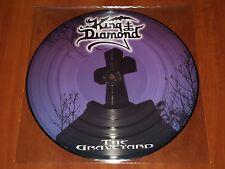 KING DIAMOND THE GRAVEYARD LP PICTURE DISC VINYL *RARE* MASSACRE 1996 EU LIMITED