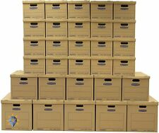 Moving Boxes Kit Large Medium Box Lot Cardboard Free Shipping Supplies Cardboard