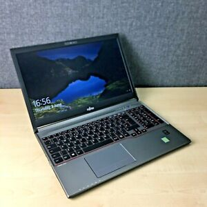 Fujitsu LifeBook E754 Laptop, i5-4210M @ 2.6GHz, 16GB RAM, 500GB HDD, Win 10 Pro