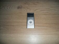 Apple iPod Nano - A1199 - 2nd Generation - Silver 2GB Good working condition