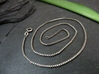 Tolle 925 Silber Kette FBM Friedrich Binder Mönsheim Halskette Venezianerkette