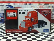 TOMICA C-40 CARS DISNEY PIXAR MAC NEW IN BOX