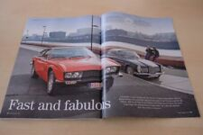 Motor Klassik 1305) Monteverdi High Speed 375 L mit 305PS besser als...?