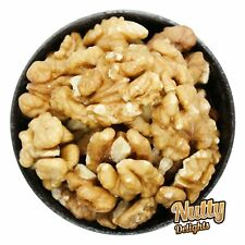 Raw Walnut Halves Kernels - Whole Nuts - Premium Quality Nuts by Nutty Delights