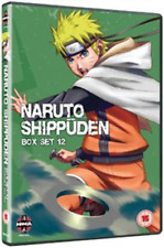 Naruto - Shippuden: Collection - Volume 12  (UK IMPORT)  DVD NEW