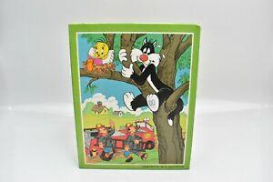Vintage 1980 Whitman Looney Tunes Tweety & Sylvester Jigsaw Puzzle 99 Pcs NEW