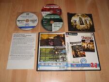 CLIVE BARKER'S UNDYING + COMMAND & CONQUER RENEGADE DE EA GAMES PARA PC USADO