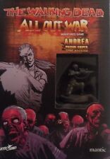 The Walking Dead All Out War - Andrea, Prison Snipers Booster - EXPANSION - Mant