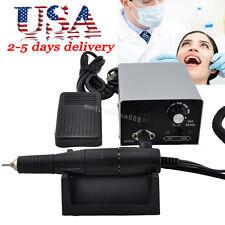 Dental Polisher Polish Micro Motor Handpiece fit Marathon(A204)+ Control Unit US