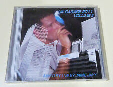 UK Garage 2011 Volume II CD Mixed Live by Jamie Jayy