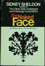 "Sidney Sheldon Signed ""The Naked Face"" Book (PSA/DNA)"