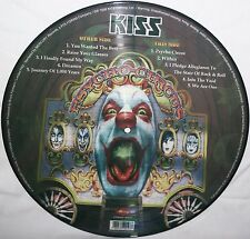 KISS / PSYCHO CIRCUS / UK MERCURY PROMO PIC DISC /1998 / PLP 31453 8137-2 /VG(+)