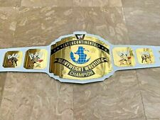 WWE Intercontinental Heavyweight Wrestling Championship Belt.Adult Size.