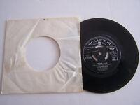 """RECORD 7 """" 45 T VINYL JUKE BOX , ELVIS PREYLEY , YOU ' LL BE GONE . RCA 1443 ."""