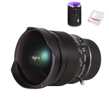 TTArtisan 11mm F2.8 Ultra-Wide Fisheye Manual Lens for Leica M-mount+ Lens Pouch