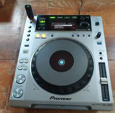 Pioneer CDJ-850 CDJ 850 silber - DJ USB MP3 CD Player - Zustand gut!