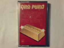MC Oro puro cassette k7 BILLY JOEL ABBA E.L.O. ADAM ANT TOTO COME NUOVA LIKE NEW