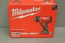 Milwaukee M18 2688-20 18 Volt Cordless Compact Heat Gun (AR)